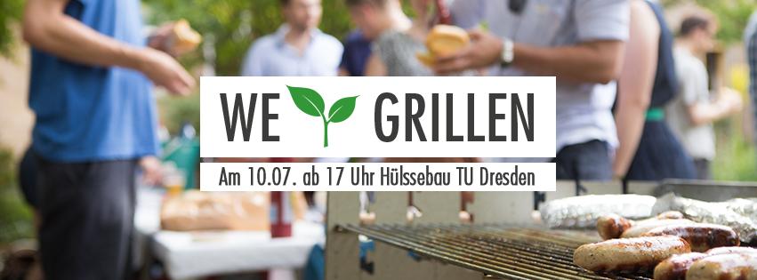 Einladung zum GründerGrillen #4 des GründerGarten Dresden
