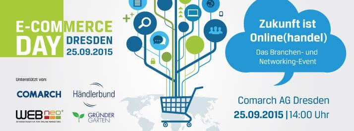 Banner E-Commerce Day 2015