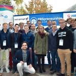 Vertreter des Gründermagnets beim EBSpreneurship Forum 2015