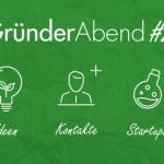 GründerAbend #2 – ein Netzwerk-Event des GründerGarten Dresden.