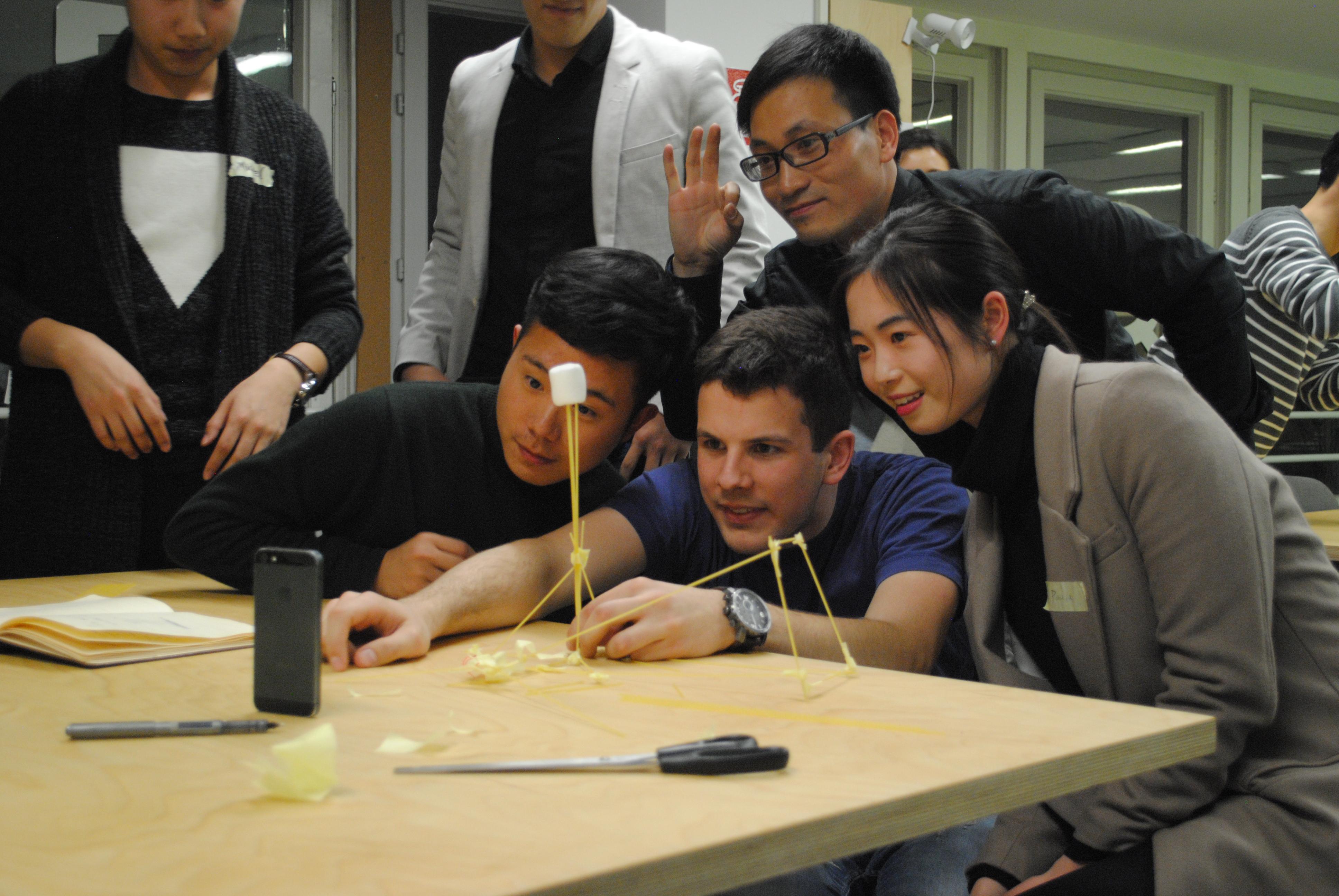 Das Marshmallow-Game