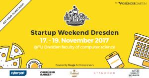 Startup Weekend Dresden 2017